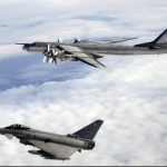 Images from the Cold War: NATO-planes launched repeatedly to intercept russian bombers