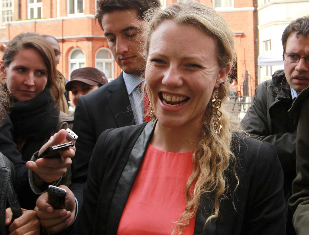 Von Wikileaks bekam Edward Snowden die Journalistin Sarah Harrison als Fluchtgehilfin zur Seite gestellt. Quelle: www.tagesanzeiger.ch