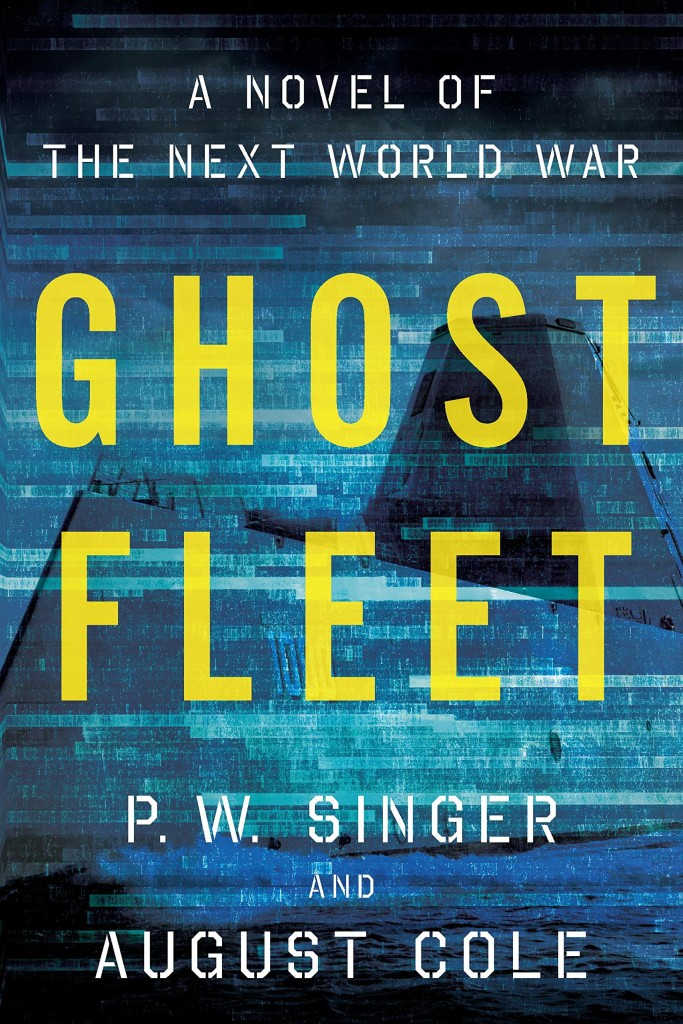 Cover Ghost Fleet